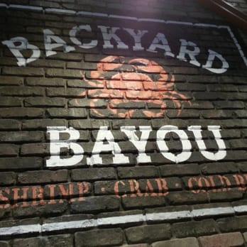 backyard bayou union city ca united states nummmm