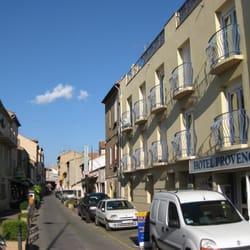 Hôtel Provençal, St Raphaël, Var