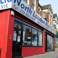 North London Music Centre, London