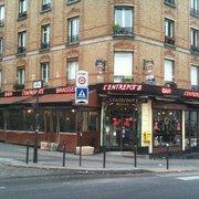 L'Entrepot's - Paris, France. L'Entrepot's