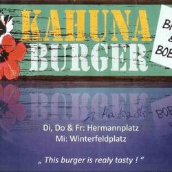 Kahuna Burger, Berlin