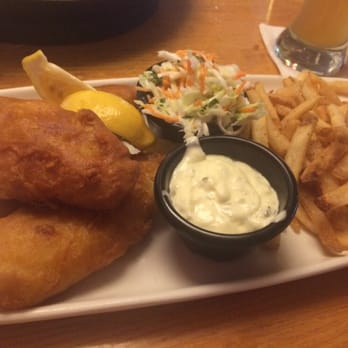 Applebee s 24 photos traditional american tempe az for Applebee s fish and chips