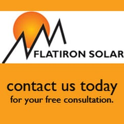 Flatiron Solar logo