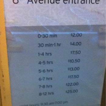 Nordstrom Valet - Seattle, WA, United States. Prices