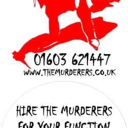 The Murderers Cafe Bar, Norwich, Norfolk