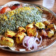 N.o.k. Persian Restaurant Kabobi Grill