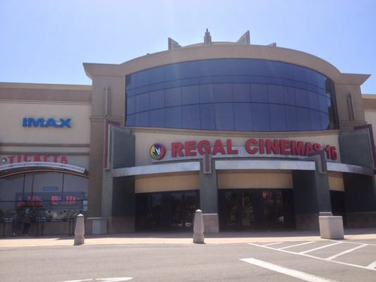 Its a movie Theater  Regal Cinemas Escondido Stadium 16