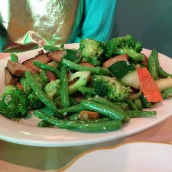 New harmony vegetarian restaurant chinatown for Jordan s fish and chicken menu