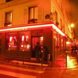 Downtown Café, Paris