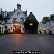 Alltshellach Country House Hotel, Fort William, Highland