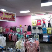 Fallas Paredes - Houston, TX, United States. plain, but well-organized