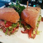 Sugar Cafe - Italian Spicy BLT - San Francisco, CA, Vereinigte Staaten