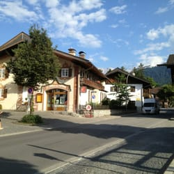 Promenade-Apotheke, Garmisch-Partenkirchen, Bayern