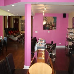 Fuchsia nails spa nail salons west town chicago for A q nail salon collinsville il