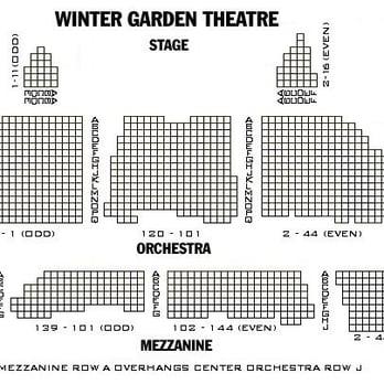 Winter Garden Theatre 68 Photos 41 Reviews
