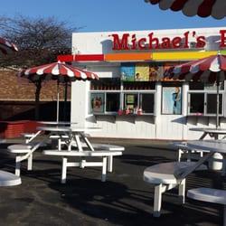 Michaels Frozen Custard Is Really >> Michael S Frozen Custard 14 Photos Desserts Dudgeon Monroe