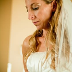 Marie Davi - My wedding hair by gina - Monterey, CA, United States