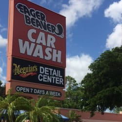 Eager Beaver Car Wash Hours