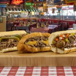 Portillo S Hot Dogs Barnelli S Pasta Bowl Niles Il