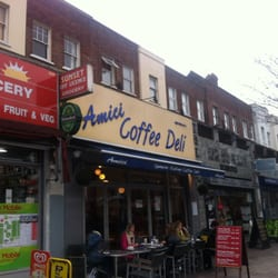 Amici Coffee Deli, London
