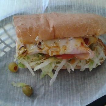 sandwich man ponte vedra