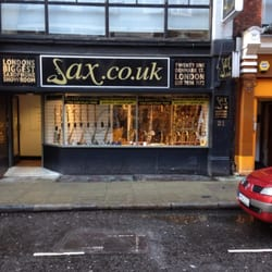 Sax Co, London