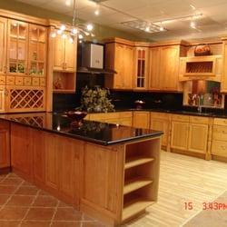 Prodiso Panda Kitchen LLC Light Maple Show Room Seattle WA