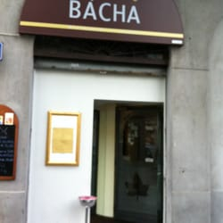 Bàcha, Milano