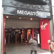 Virgin Mégastore, Paris