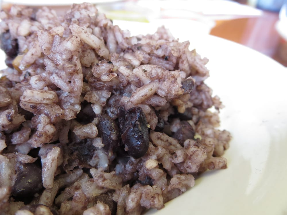 Arroz Congri (Cuban Rice And Black Beans) Recipes — Dishmaps