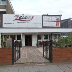 Zain's, London