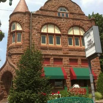 Brownstone Cafe Middletown Pa Menu