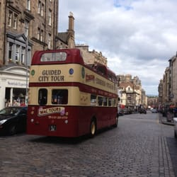 Mac Tours City Tour, Edinburgh
