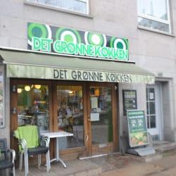 Det Grønne Køkken - København N, Danmark af Jakob M.