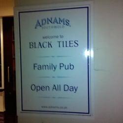 Black Tiles, Woodbridge, Suffolk