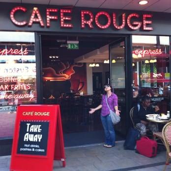 London Euston Cafe Rouge