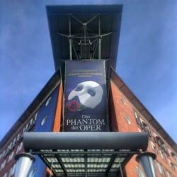 Hamburg Altona Alt, Das Phantom der Oper…