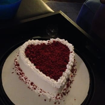 Red Velvet Ice Cream Cake Dairy Queen