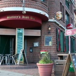 Slatterys Irish Pub, Hamburg, Germany