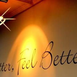 Look Better, Feel Better (interior wall)