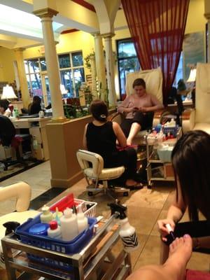 Venetian Nail Salon Palm Beach Gardens Fl Verenigde Staten Yelp