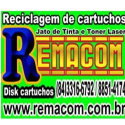 Remacom cartuchos é informática, Mossoró - RN, Brazil