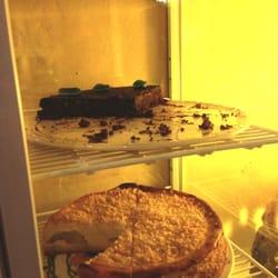 welchselnde Kuchensorten im Zweistein