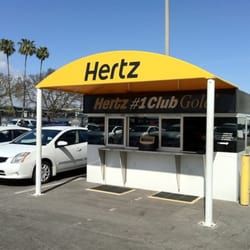 Hertz Long Beach Ca Airport