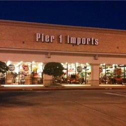 Pier 1 Imports Furniture Stores Sugar Land Tx Reviews Photos Yelp