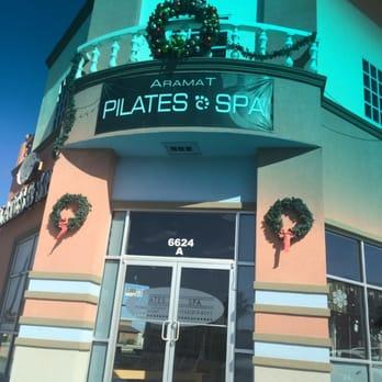Aramat pilates spa pilates 6624 n 10th st mcallen for 10th street salon