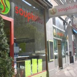 Soupkultur, Wien, Austria