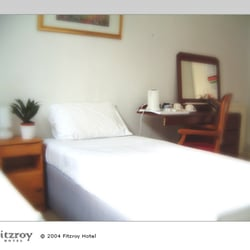 Hotel Fitzroy, London, UK