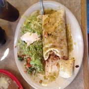 El Burrito Loco - Burrito ranchero. Delicious! - Grandville, MI, Vereinigte Staaten
