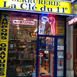 La Clé du 11ème, Parigi, Paris, France